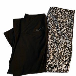 Nike Dri-fit leggings medium cute